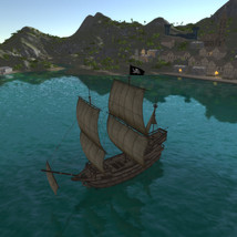 Pirate project - Port Royal