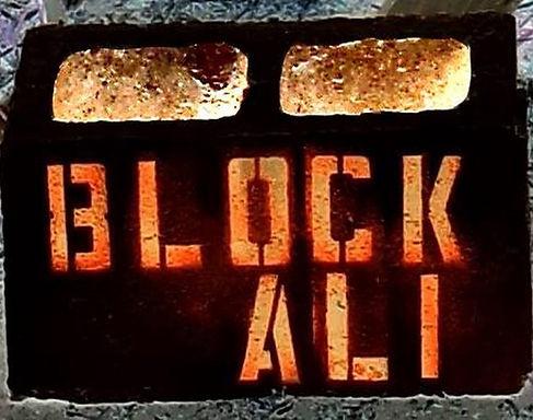 Block Ali sticker