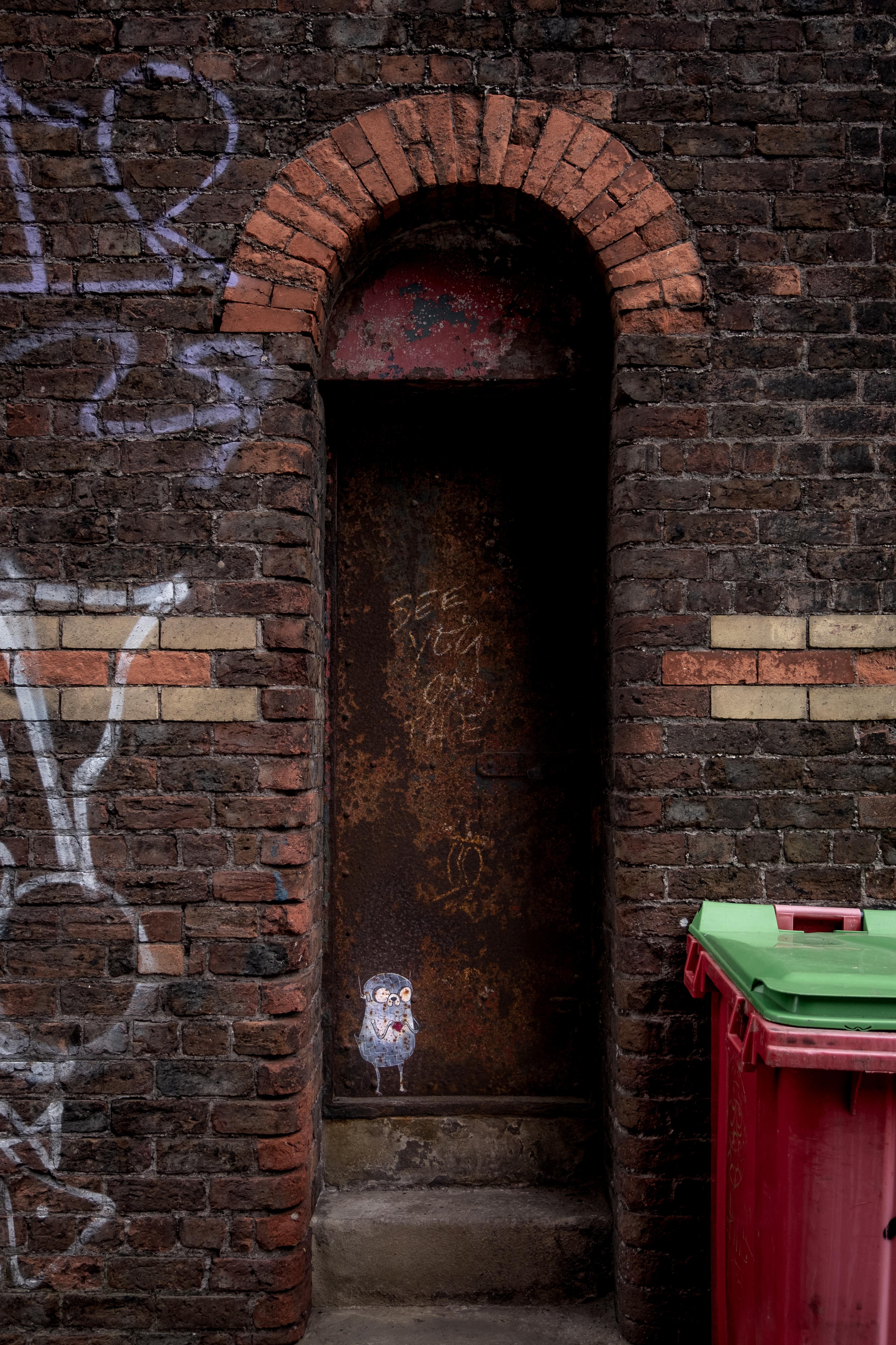 Doorway Critter