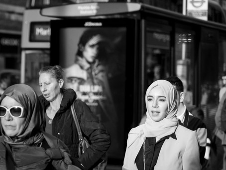Faces of Oxford Street