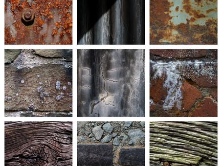 Textures, Colours, a Lead Mine but no Snails