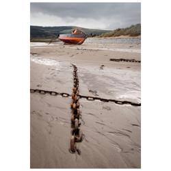 Low Tide at Abermaw