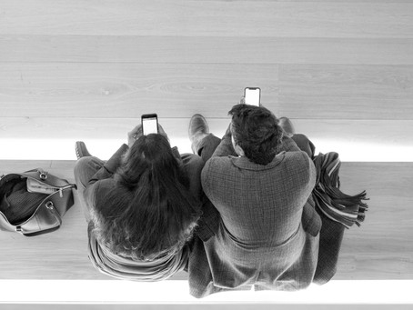 You're Never Alone on the end of a Phone