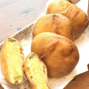 9月の朝食はお芋祭り😄