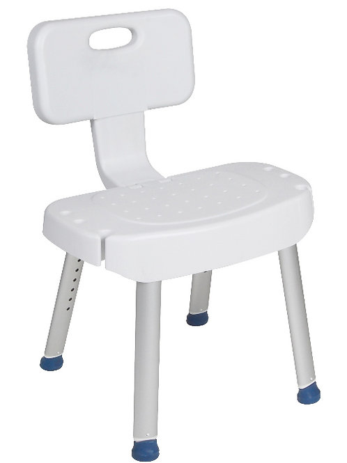 Drive Mobility Shower Chair with Folding Back