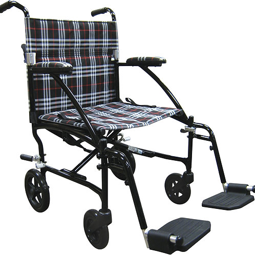 Drive Fly Light Ultra Lightweight Transport Chair
