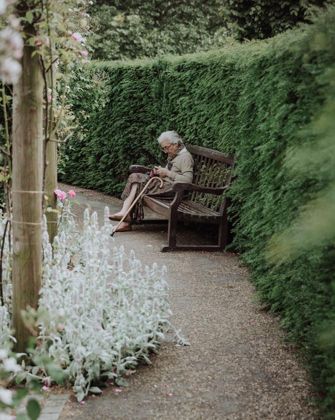 "A Beautiful Death (series) - ""Grandma"""