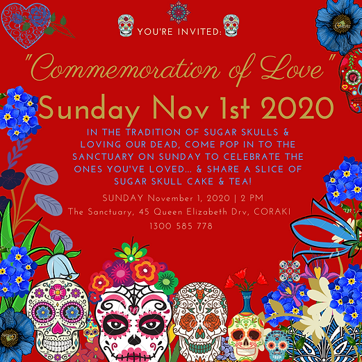 Commemoration of Love DAY of the DEAD.pn