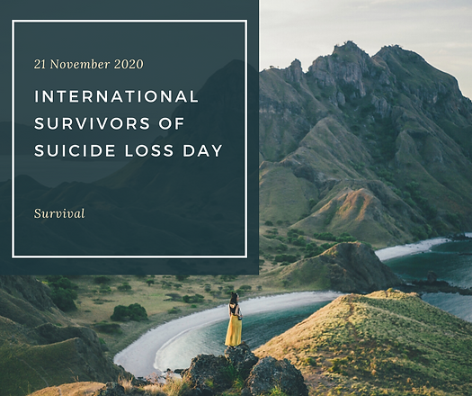 INternational survivors of sucide loss d