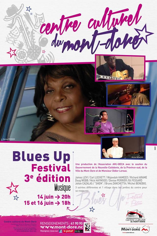 Blues Up International Festival