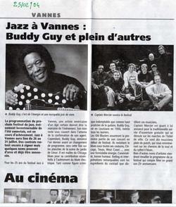 Jazz a Vannes