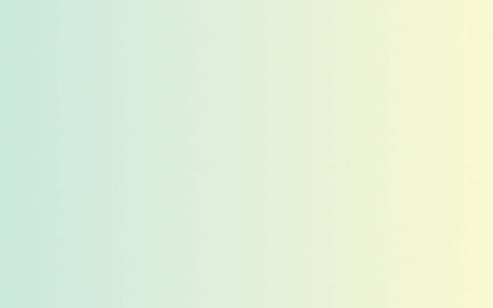 from green to yellow gradient background