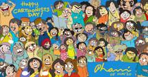 Cartoonists' Day!