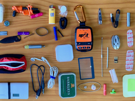 EDC kit - como montar o seu!