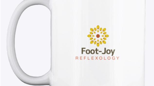 Foot-Joy Reflexology 11oz Mug