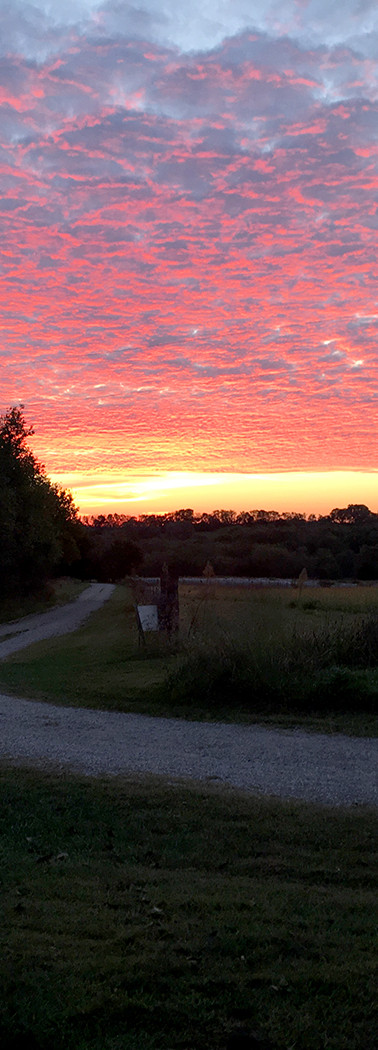 Sunrise at Untethered Spirit