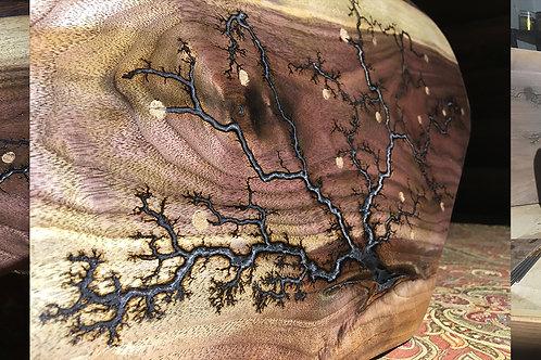 """Lichteberg """"Golden Apple"""" Tree in Walnut"""