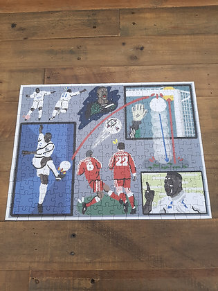 Crossbar Botherer (204-piece puzzle)