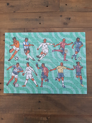 Icons of Football (204-piece puzzle)