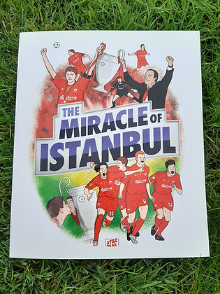 The Miracle of Istanbul (children's book)