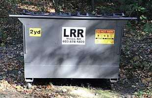 2 Yard Dumpster