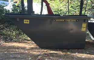Cleanout Dumpster