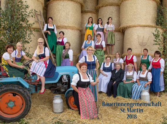 Bäuerinnengemeinschaft St. Martin