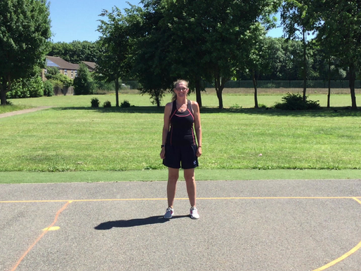 Year 5 PE Lesson - Monday 29th June