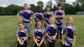 Winyates Clinch 1st Place in Orton Tag Rugby!