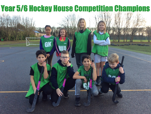 Year 5/6 Hockey House Competition