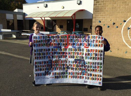 We Completed it! - ALDI Kit for Schools Challenge