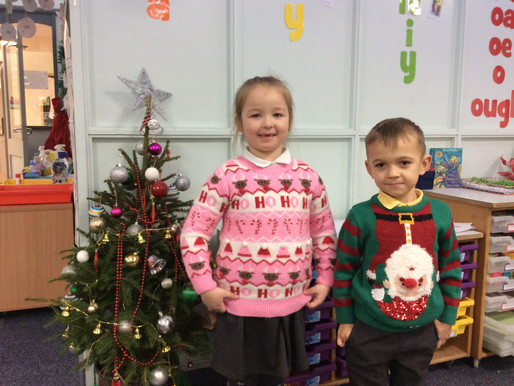 Christmas Jumper Day 2020!