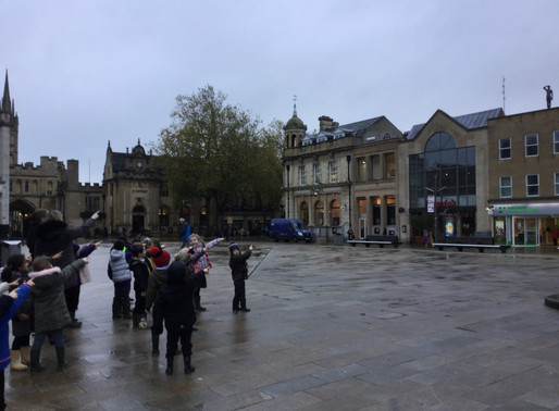 Year 1 Visit Peterborough City Centre