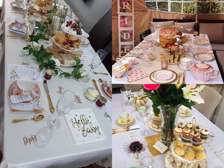 Afternoon Tea Party Ideas💐
