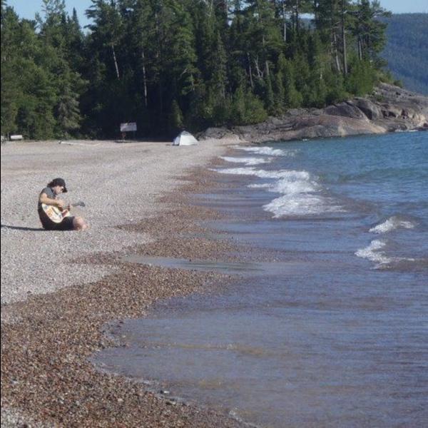 byron on beach 2