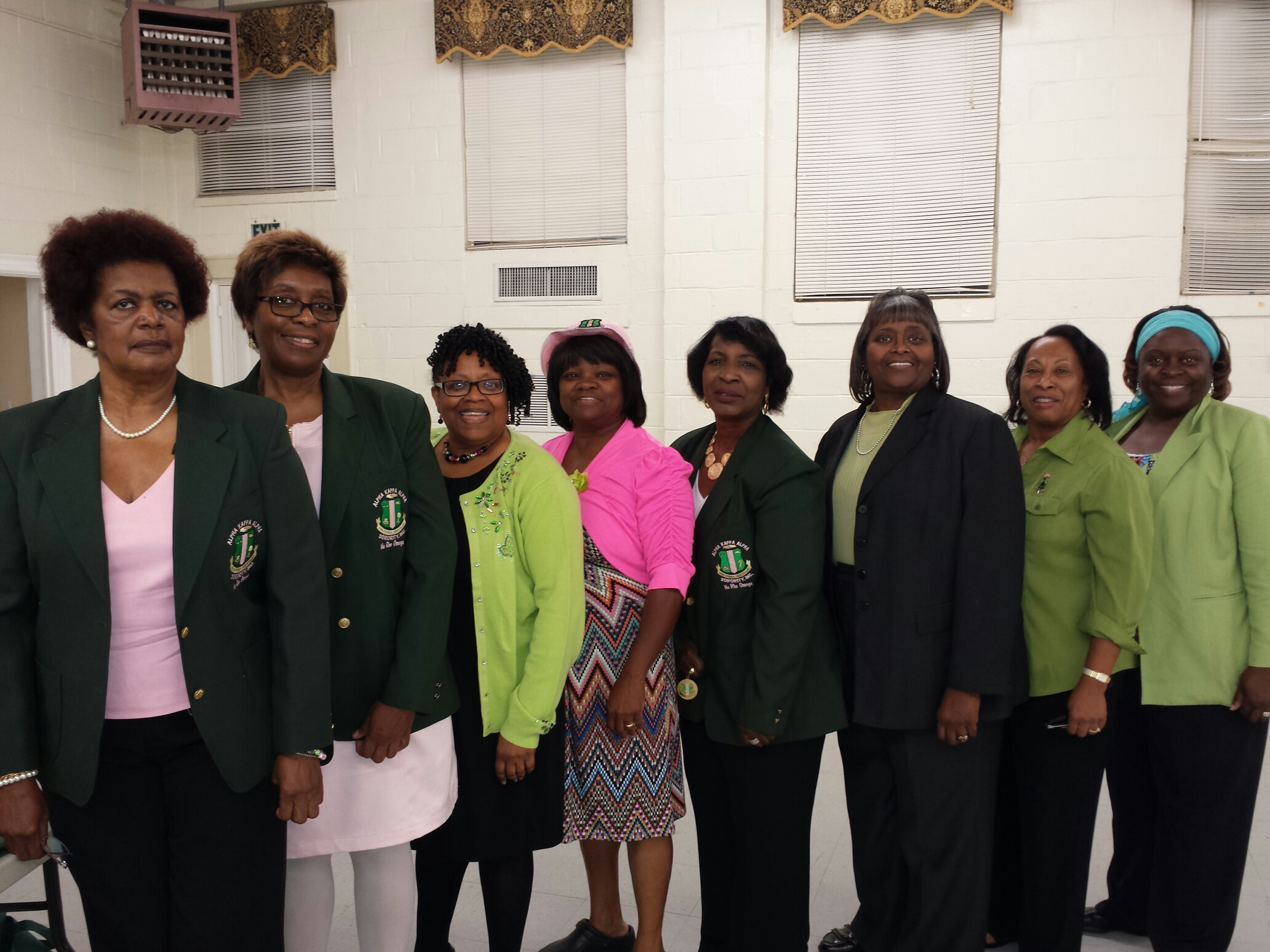 NPO at AKA Day at the Capitol 2016