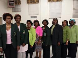 NPO at AKA Day at the Capitol 2016