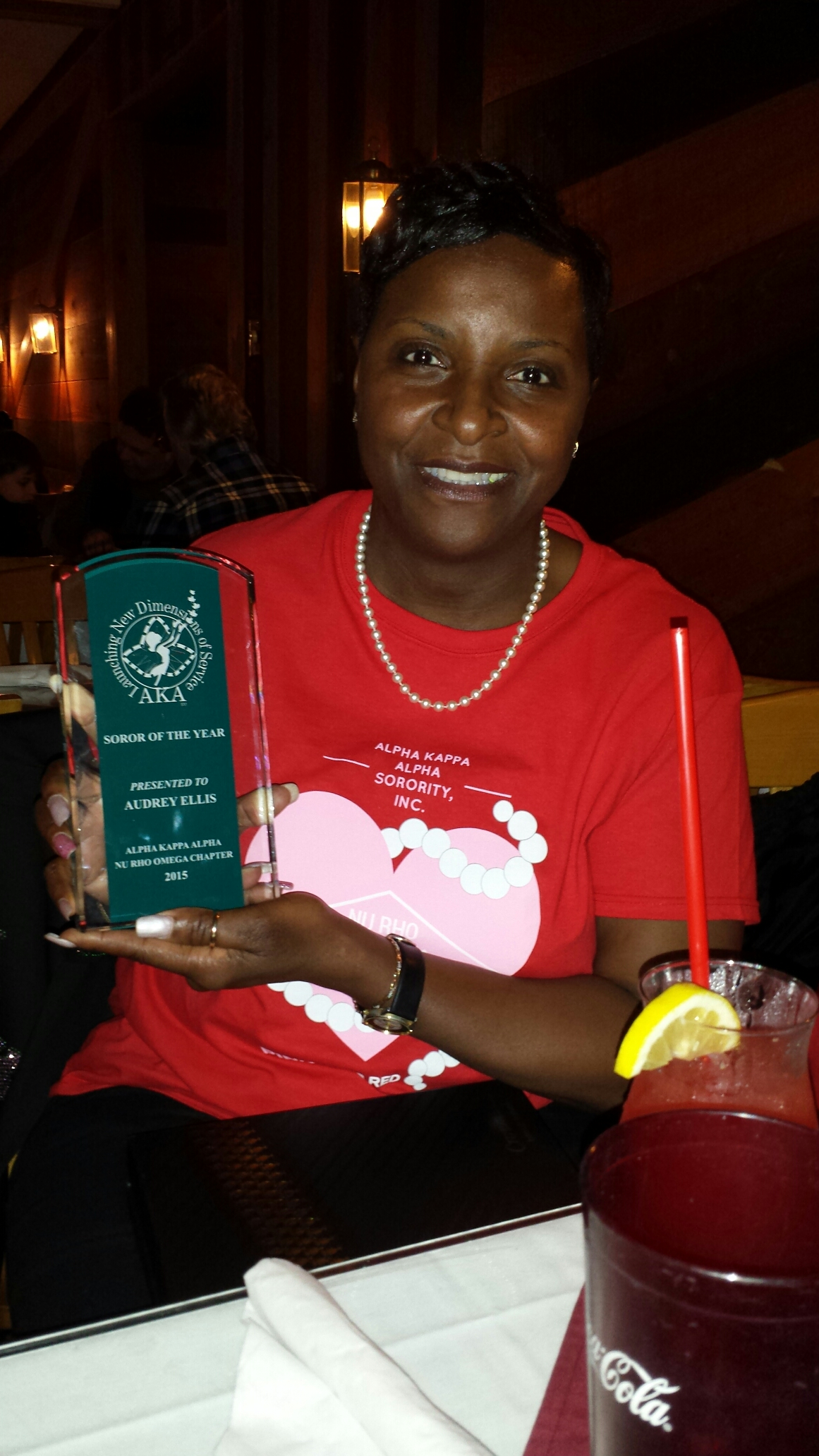 NPO's Soror of Year