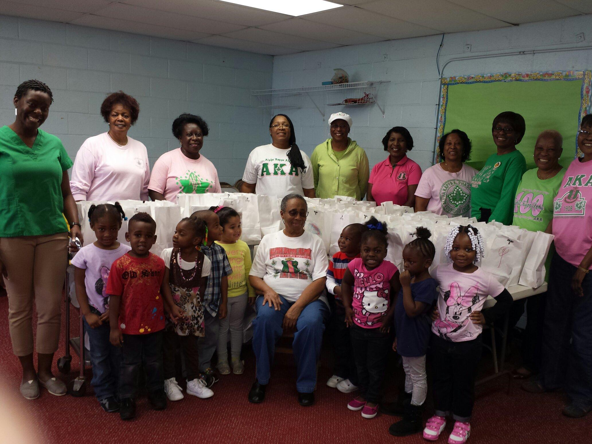 NPO at the Pre-K Center