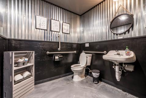 Restroom Area