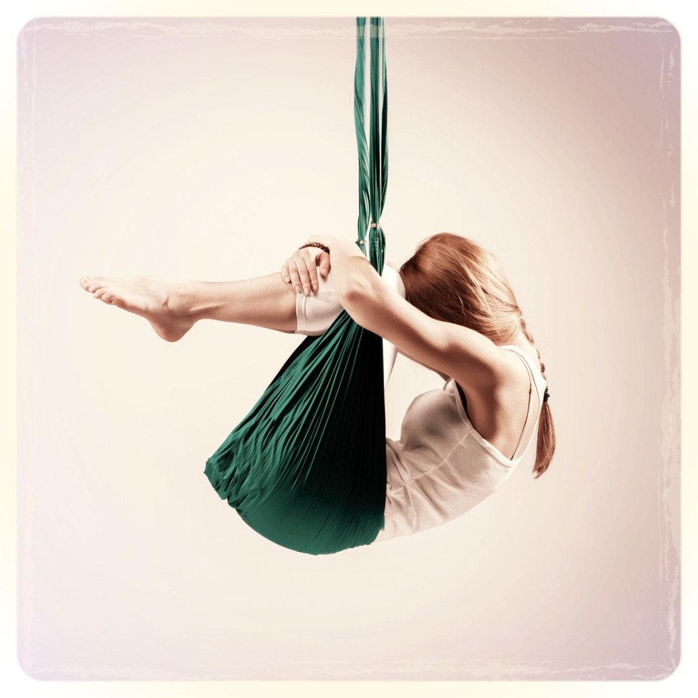Restorative Aerial Yoga