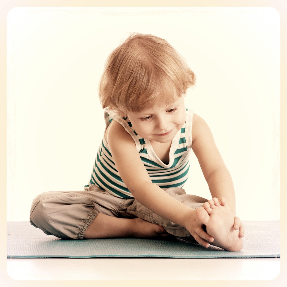 Kids Yoga Class (2-5 year olds)