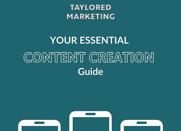 Your Essential Content Creation Guide