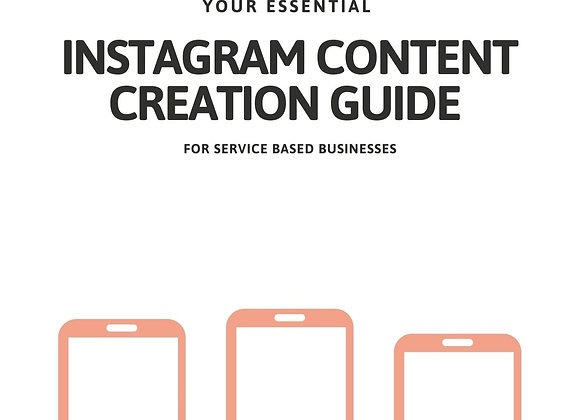 Your Essential Content Creation Guide - Service Biz