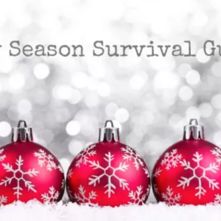 9 Events in 7 Days – My guide to Surviving Silly Season.