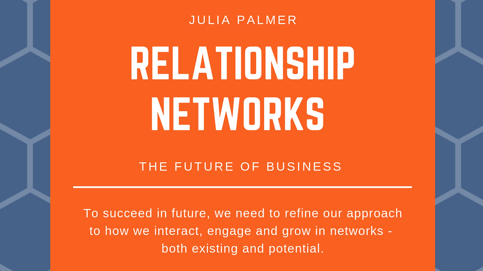 Relationship Networks
