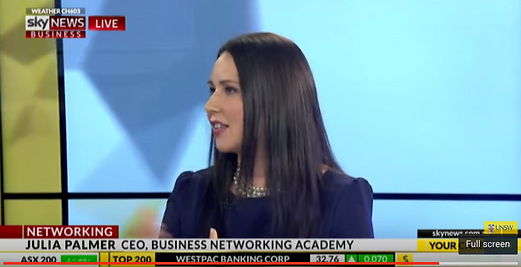 Julia Palmer Business Networking Academy