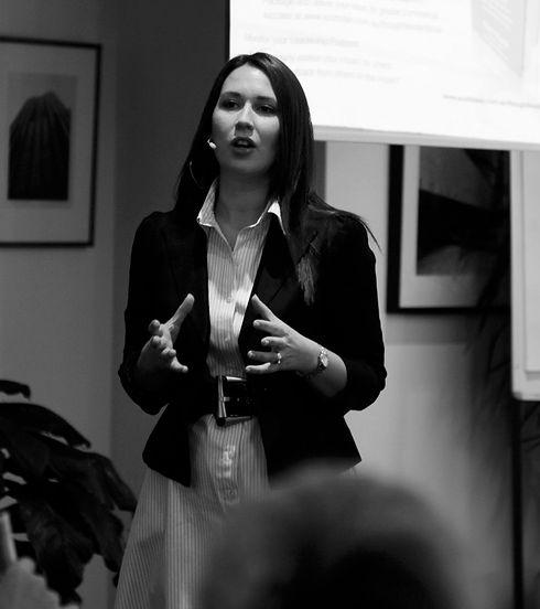 Julia Palmer Networking Speaker Relatus