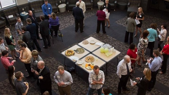 Fun networking activities you can present at your next event