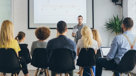 How great presentation skills can lead to more effective networking
